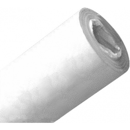 Скатерть в рулоне 1,2х25 м белая [PS-82346] - интернет-магазин КленМаркет.ру