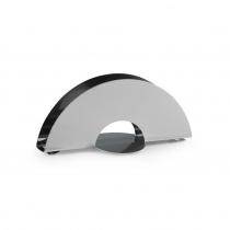 Салфетница «Полукруг» 150х70 мм Luxstahl [1133]