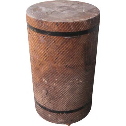 Колода разрубочная 550-650 мм на деревянных брусьях дуб Советский ГОСТ - интернет-магазин КленМаркет.ру