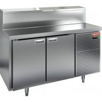 Стол охлаждаемый для пиццы HICOLD PZ2-11GN (1/6H)