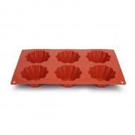 Форма для выпечки «Кекс» 298х175 мм Silicon Flex [SF034/N]