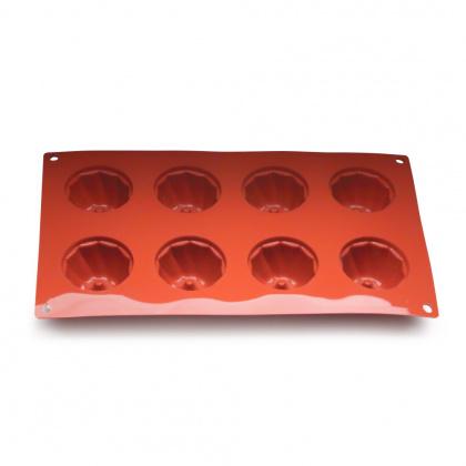 Форма для выпечки «Кекс» с отверстием 175x300 мм Silicon Flex [SF057/N] - интернет-магазин КленМаркет.ру
