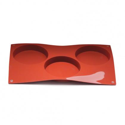 Форма для выпечки «Круг» 295х175 мм Silicon Flex [SF042/N] - интернет-магазин КленМаркет.ру