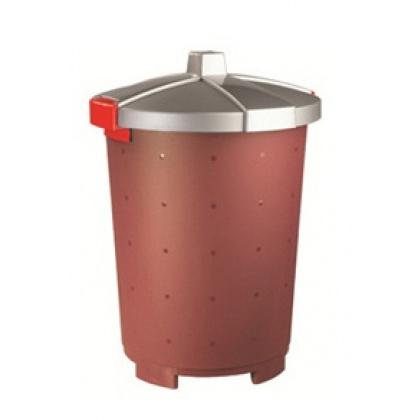 Бак для пищевых продуктов с крышкой 25 л [432106021] - интернет-магазин КленМаркет.ру