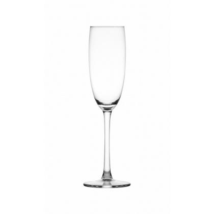 Бокал для шампанского (флюте) 190 мл Plaza [677171] - интернет-магазин КленМаркет.ру
