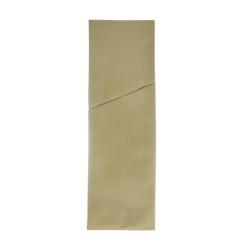 Конверт (куверт) на 2 прибора «Ричард» правый фисташковый [08С6-КВ 1346] - интернет-магазин КленМаркет.ру