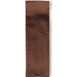 Конверт (куверт) на 2 прибора «Ричард» левый коричневый [08С6-КВ 1346] - интернет-магазин КленМаркет.ру