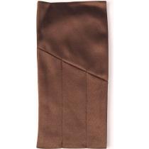 Конверт (куверт) на 3 прибора «Ричард» левый коричневый [08С6-КВ 1346]