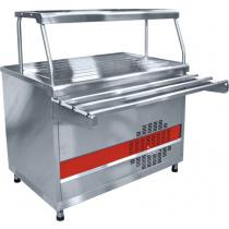 Прилавок холодильный ABAT «Аста» ПВВ-70КМ-01-НШ