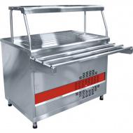 Прилавок холодильный ABAT «Аста» ПВВ-70КМ-НШ