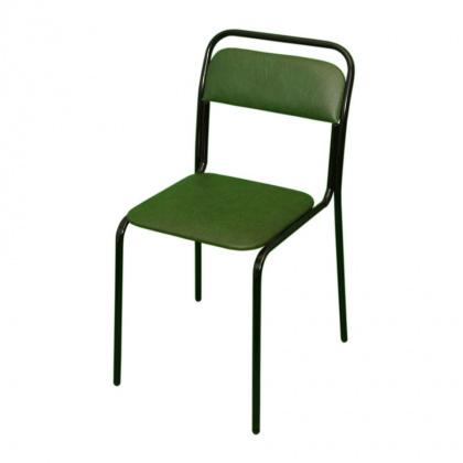 Стул «Аскона» СМ 7/7 с мягким сиденьем (окрашенный каркас) - интернет-магазин КленМаркет.ру
