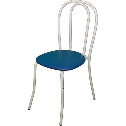 Стул «Вереск» СМ 7/6-04 с мягким сиденьем (окрашенный каркас) - интернет-магазин КленМаркет.ру