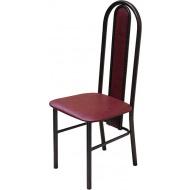 Стул «Готика» СМ 7/9-01 с мягким сиденьем (окрашенный каркас)