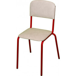 Стул «Аспект» СМ 7/8 с мягким сиденьем (окрашенный каркас) - интернет-магазин КленМаркет.ру