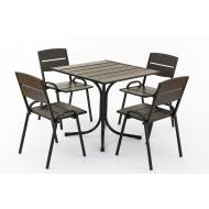 Комплект мебели (разборный) 800х800 мм