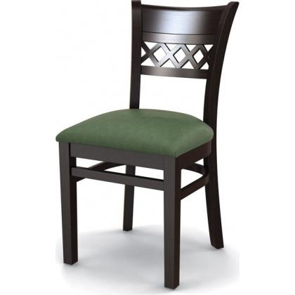 Стул «Эдинбург» с мягким сиденьем (деревянный каркас) - интернет-магазин КленМаркет.ру