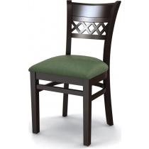 Стул «Эдинбург» с мягким сиденьем (деревянный каркас)