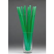 Трубочки со сгибом разноцветные 255 мм 100 шт [6030105]