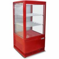 Витрина холодильная барная CONVITO RT58L-1 Red