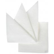 Салфетка бумажная белая 330х330 мм 300 шт