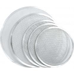 Сетка для пиццы 410 мм алюминиевая [38720, PS16] - интернет-магазин КленМаркет.ру