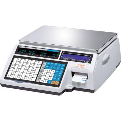 Весы CAS CL5000 J-15IB - интернет-магазин КленМаркет.ру