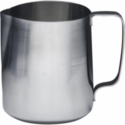 Молочник 1000 мл из нержавеющей стали [MLK1000] - интернет-магазин КленМаркет.ру