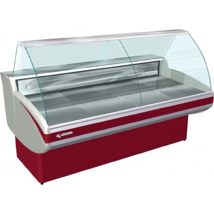 Витрина холодильная CRYSPI Gamma-2 1500 - интернет-магазин КленМаркет.ру