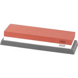 Камень точильный комбинированный 1000/3000 Premium Luxstahl [T0852W] - интернет-магазин КленМаркет.ру