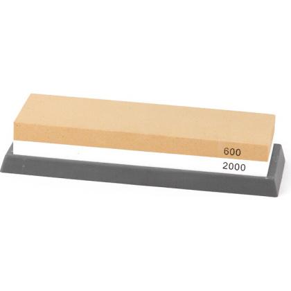 Камень точильный комбинированный 600/2000 Premium Luxstahl [T0853W] - интернет-магазин КленМаркет.ру