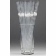 Трубочки со сгибом прозрачные 210 мм 1000 шт [6030115]