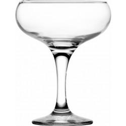 Бокал-блюдце под шампанское 265 мл Bistro [1060514] - интернет-магазин КленМаркет.ру