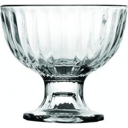 Креманка 250 мл рифленая Bistro [1130222, 51018/b] - интернет-магазин КленМаркет.ру
