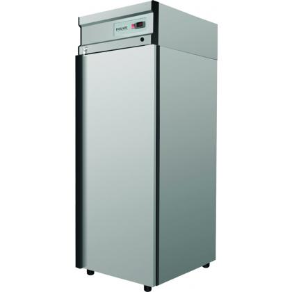 Шкаф морозильный POLAIR ШН-0,7 (СB107-G) (нержавеющая сталь) - интернет-магазин КленМаркет.ру