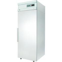 Шкаф морозильный POLAIR ШН-0,7 (СB107-S) (глухая дверь) - интернет-магазин КленМаркет.ру