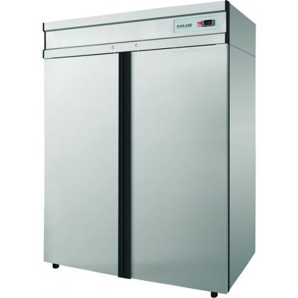 Шкаф морозильный POLAIR ШН-1,4 (CB114-G) (нержавеющая сталь) - интернет-магазин КленМаркет.ру
