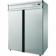 Шкаф морозильный POLAIR ШН-1,4 (CB114-G) (нержавеющая сталь)