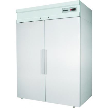 Шкаф холодильный/морозильный POLAIR ШХК-1,4 (СС-214 S) (глухие двери) - интернет-магазин КленМаркет.ру