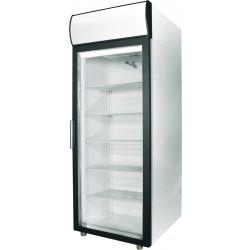 Шкаф морозильный POLAIR ШХ-0,7ДСН (DP107-S) (стеклянная дверь) - интернет-магазин КленМаркет.ру