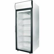 Шкаф морозильный POLAIR ШХ-0,7ДСН (DP107-S) (стеклянная дверь)