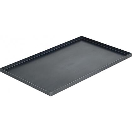 Противень из черного металла 600х800 мм - интернет-магазин КленМаркет.ру