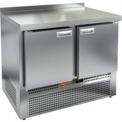 Стол охлаждаемый HICOLD GNE 11/TN с нижним расположением агрегата - интернет-магазин КленМаркет.ру
