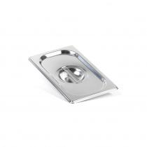 Крышка Luxstahl из нержавеющей стали для GN 1/4 [814-L]
