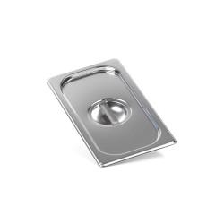 Крышка Luxstahl из нержавеющей стали для GN 1/3 [813-L] - интернет-магазин КленМаркет.ру