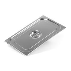 Крышка Luxstahl из нержавеющей стали для GN 1/1 [811-L] - интернет-магазин КленМаркет.ру