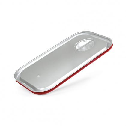 Крышка Luxstahl из нержавеющей стали с уплотнителем для GN 1/1 [811-LRP]  - интернет-магазин КленМаркет.ру