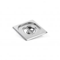 Крышка Luxstahl из нержавеющей стали для GN 1/6 [816-L]
