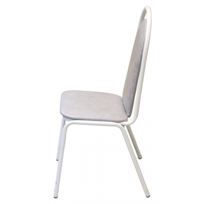 Стул СМ 7/1 с мягким сиденьем (окрашенный каркас) - интернет-магазин КленМаркет.ру