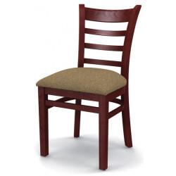 Стул «Оксфорд» с мягким сиденьем (деревянный каркас) - интернет-магазин КленМаркет.ру