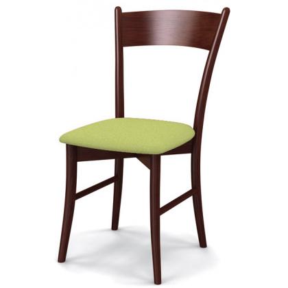 Стул СБ-02П с мягким сиденьем (деревянный каркас) - интернет-магазин КленМаркет.ру